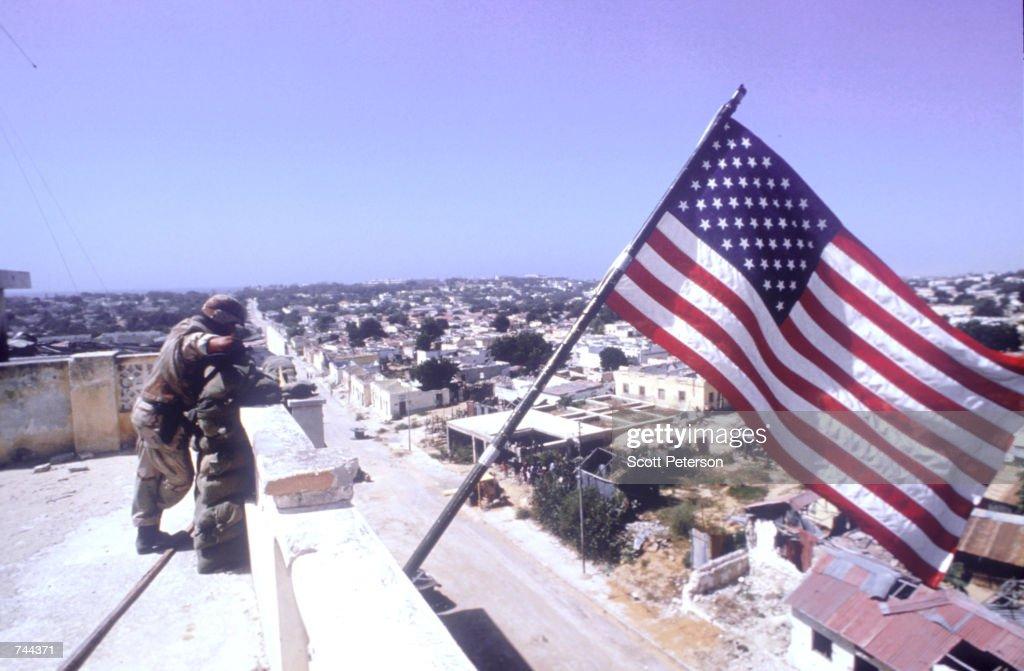 Rivals Fight for Somalia : Nyhetsfoto