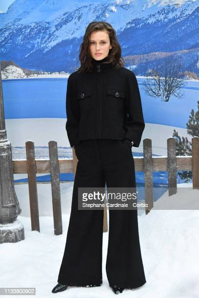 Marine Vacth attends the Chanel show as part of the Paris Fashion Week Womenswear Fall/Winter 2019/2020 on March 05 2019 in Paris France