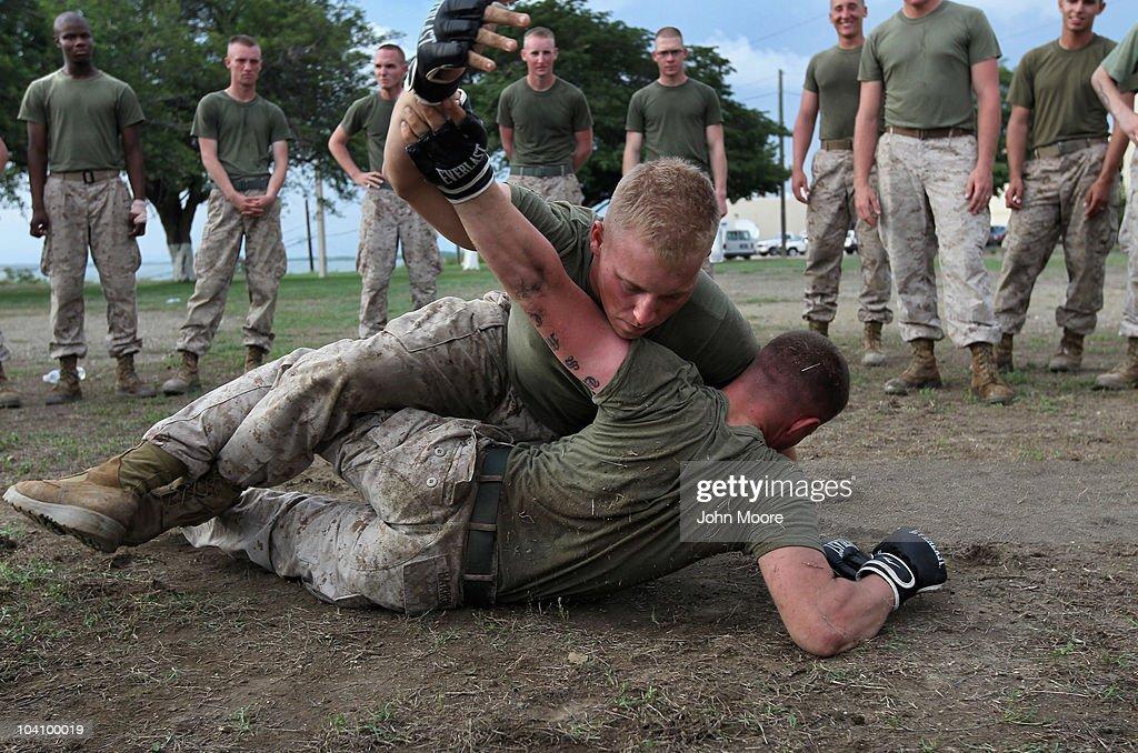 U S  Marines