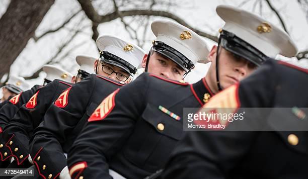 guardia de honor en montpellier marines - imperial system fotografías e imágenes de stock