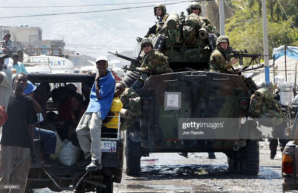 Unrest In Haiti Continues : News Photo