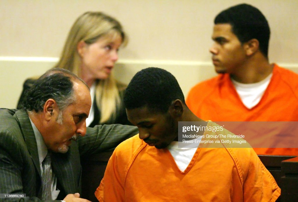Four Marines Convicted In Murder of Another Marine And His Wife In French Valley : News Photo