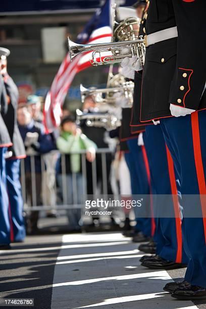 US Marines Marching band