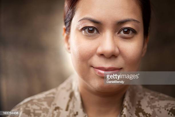 US Marines Portrait