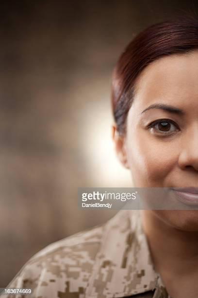 US Marines Portrait