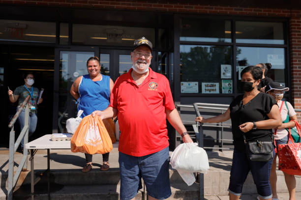 NY: Food Bank For New York City And Part Of The Solution (POTS) Serving Veterans In The Bronx