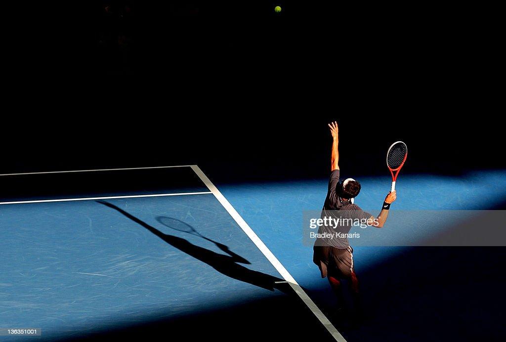 2012 Brisbane International: Day 3
