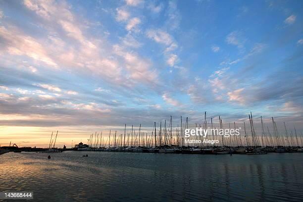 Marinna di Ravvena Harbour
