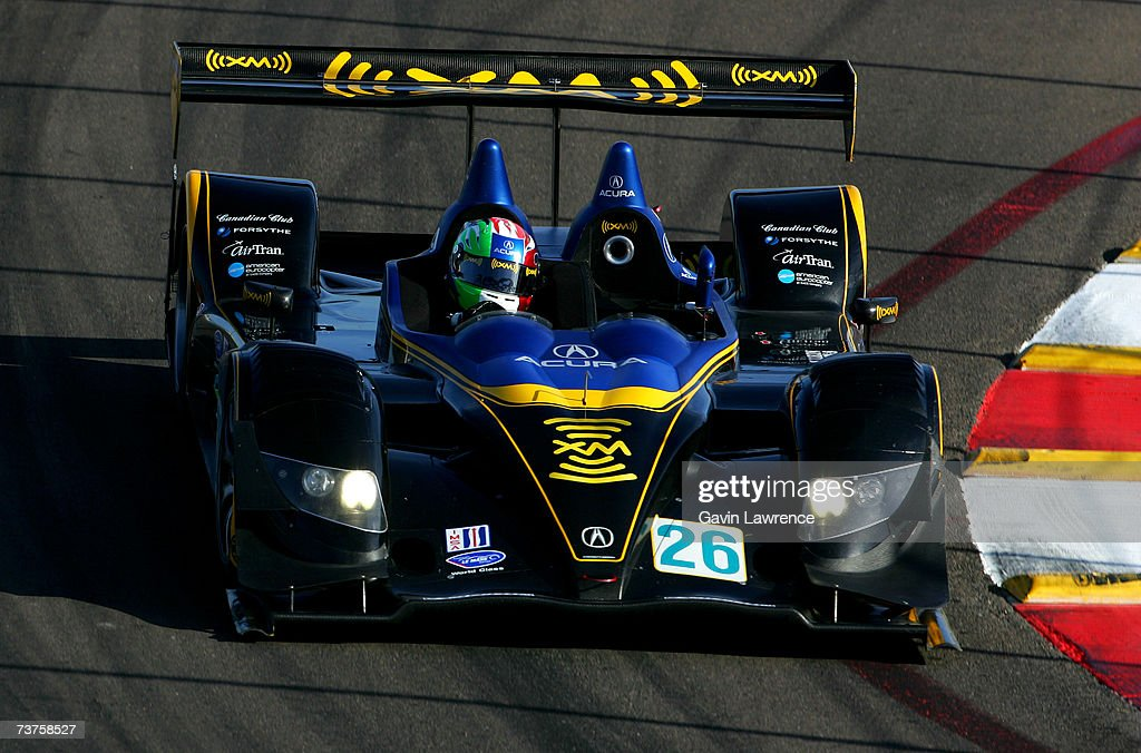 Marino Franchitti Driving The #26 Andretti Green Racing Acura ARX 01a  During The American