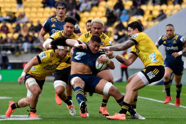 NZL: Super Rugby Aotearoa Rd 5 - Hurricanes v Highlanders