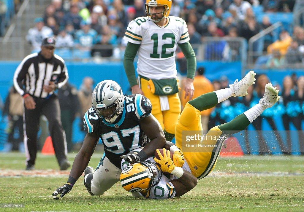 Green Bay Packers vCarolina Panthers