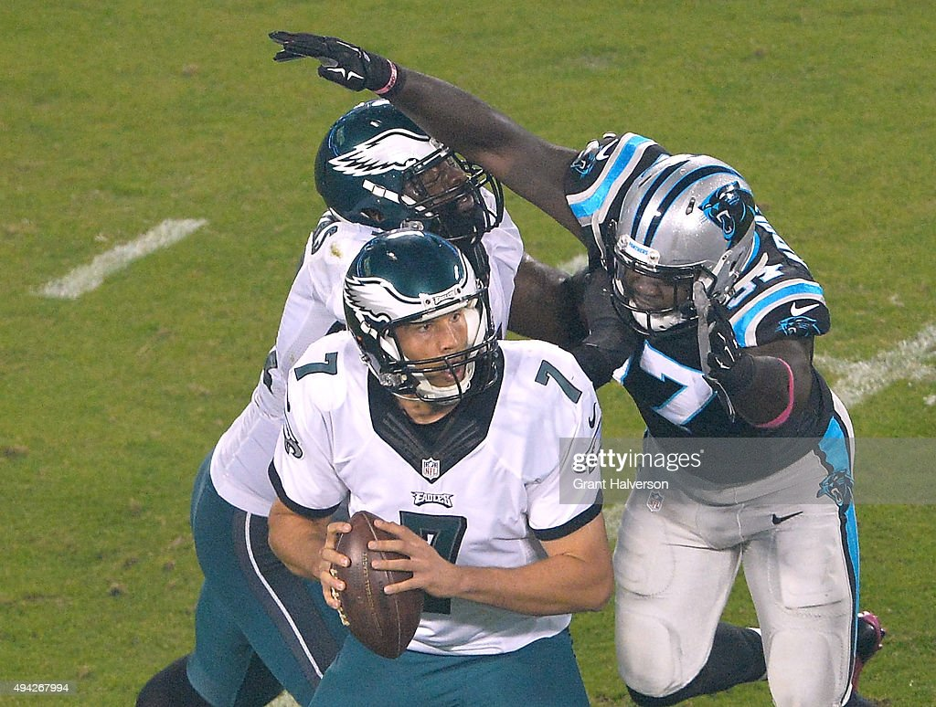Philadelphia Eagles v Carolina Panthers