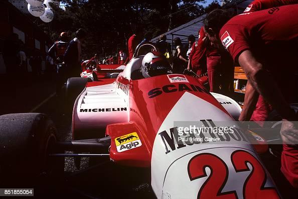 Mario Andretti, Alfa Romeo 179C, Grand Prix of Monaco ...