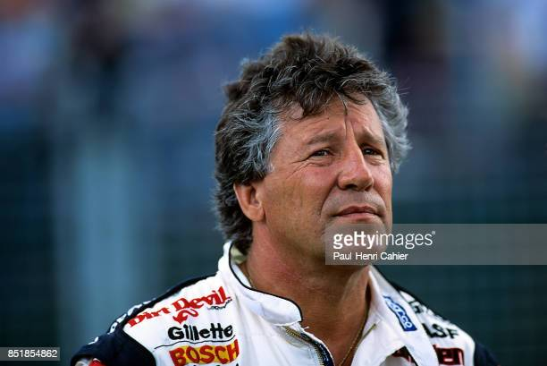 Mario Andretti, CART Toyota Grand Prix of Long Beach, Long Beach, 18 April 1993.