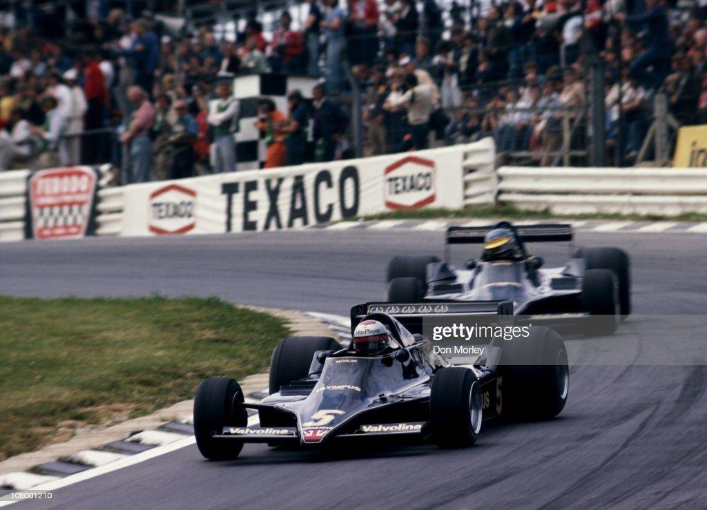 Grand Prix of Great Britain : News Photo