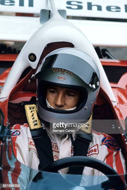 Mario Andretti Ferrari 312B OR Ferrari 312B2 Grand Prix of the Netherlands Circuit Park Zandvoort 20 June 1971