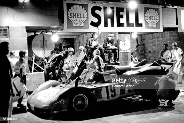 Mario Andretti Ferrari 512S 12 Hours of Sebring Sebring 21 March 1970