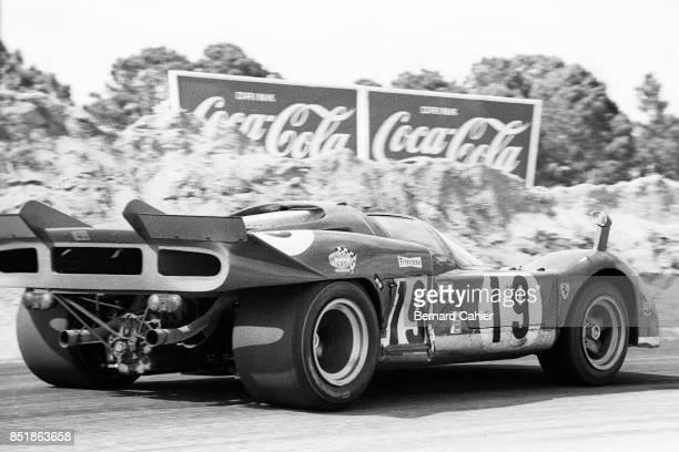 Mario Andretti, Ferrari 512S, 12 Hours of Sebring, Sebring, 21 March 1970.