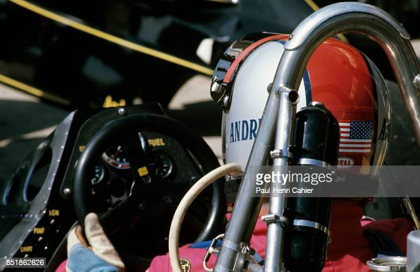 Mario Andretti LotusFord 77 Grand Prix of Germany Nurburgring 01 August 1976