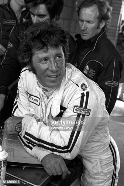 Mario Andretti LotusFord 78 Grand Prix of the Netherlands Circuit Park Zandvoort 28 August 1977