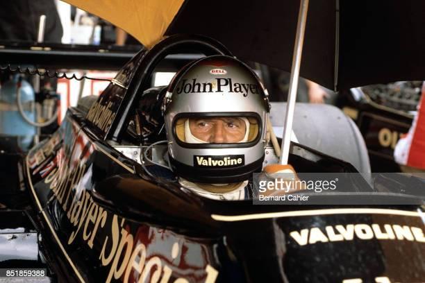Mario Andretti LotusFord 79 Grand Prix of Austria Osterreichring 13 August 1978