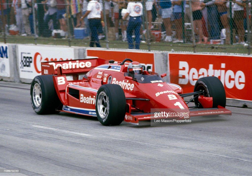 Toyota Grand Prix Of Long Beach - Mario Andretti : News Photo
