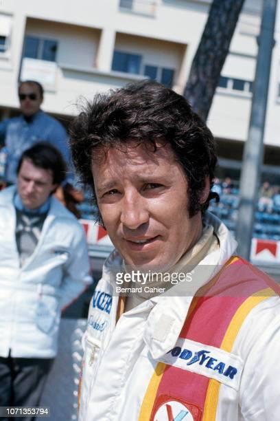 Mario Andretti, Parnelli-Ford VPJ4, Grand Prix of Monaco, Circuit de Monaco, 11 May 1975.