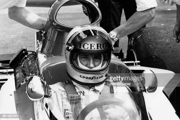 Mario Andretti ParnelliFord VPJ4 Grand Prix of Spain Montjuic circuit 27 April 1975