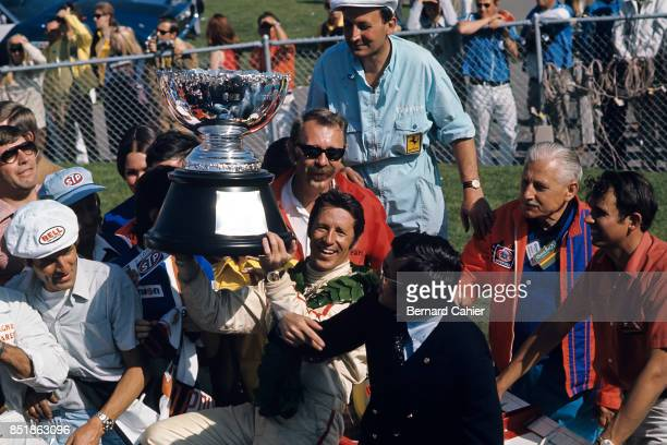 Mario Andretti, Questor Grand Prix, Ontario Motor Speedway, 19 September 1971.