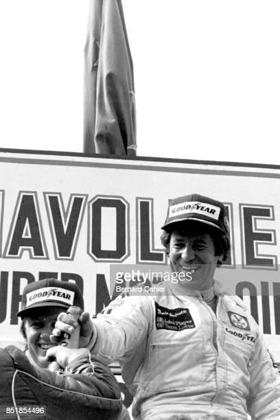 Mario Andretti, Ronnie Peterson, Lotus-Ford 79, Grand Prix of Belgium, Circuit Zolder, 21 May 1978.