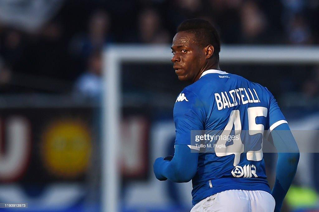 Brescia Calcio v US Lecce - Serie A : News Photo