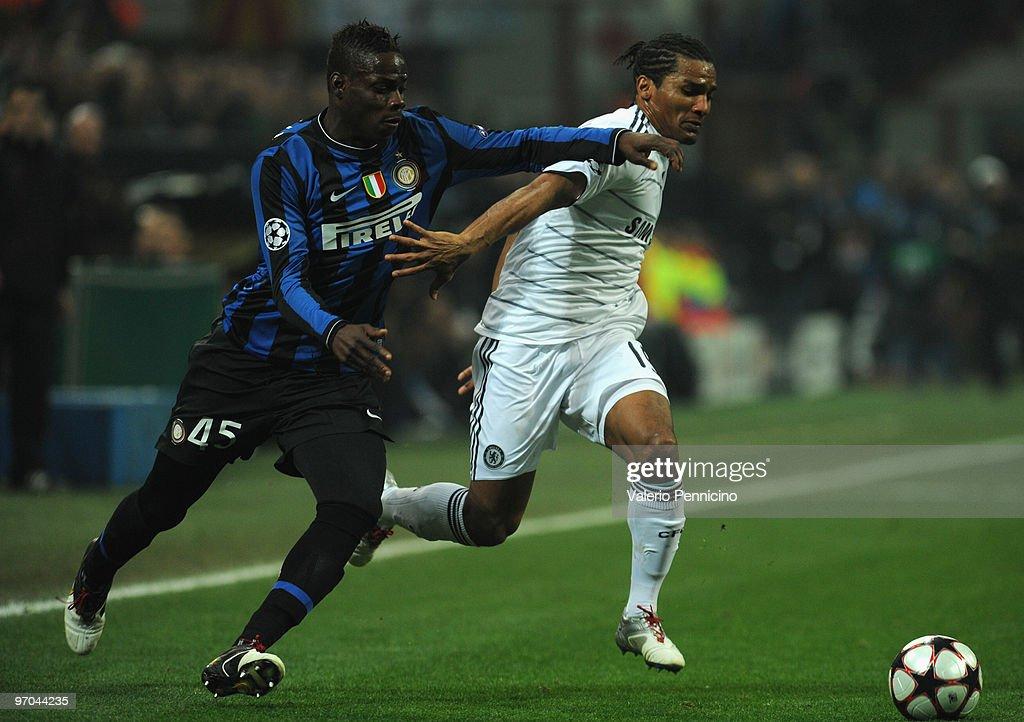 Inter Milan v Chelsea - UEFA Champions League : News Photo