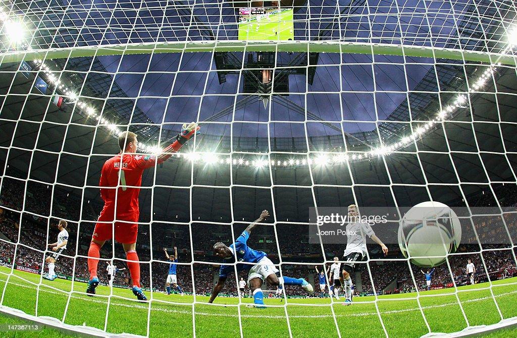 Germany v Italy - UEFA EURO 2012 Semi Final : News Photo