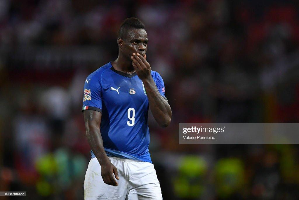 Italy v Poland - UEFA Nations League A : News Photo