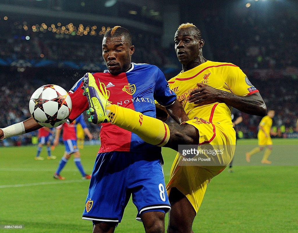 FC Basel 1893 v Liverpool FC - UEFA Champions League