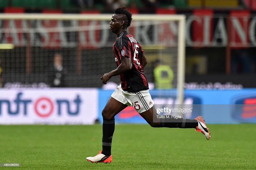 AC Milan v US Citta di Palermo - Serie A : News Photo