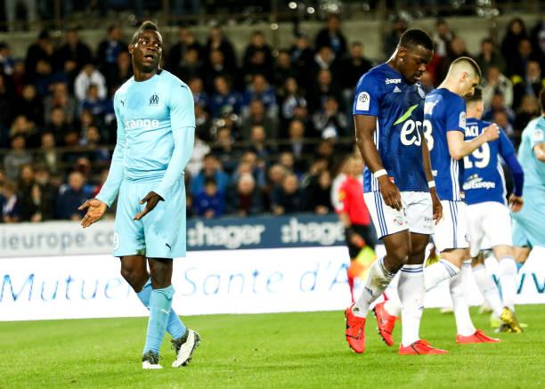 RC Strasbourg v Olympique de Marseille - Ligue 1