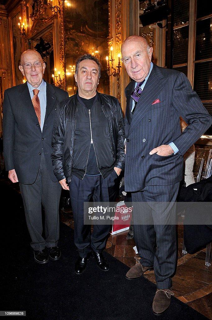 Erkan Coruh: Milan Fashion Week Womenswear Autumn/Winter 2011