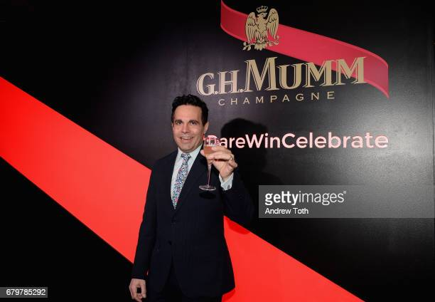 Mario Cantone attends GH Mumm and Usain Bolt's Toast to the Kentucky Derby on May 6 2017 in New York City