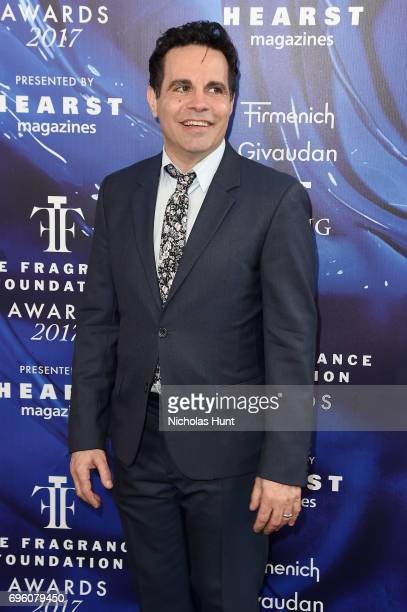 Mario Cantone attends the 2017 Fragrance Foundation Awards Presented By Hearst Magazines at Alice Tully Hall on June 14 2017 in New York City