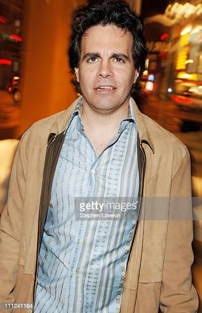 Mario Cantone during Brian Reyes Clebrates His Spring 2006 Collection Hosted by Maurice Villency at Maurice Villency Showroom in New York City, New...
