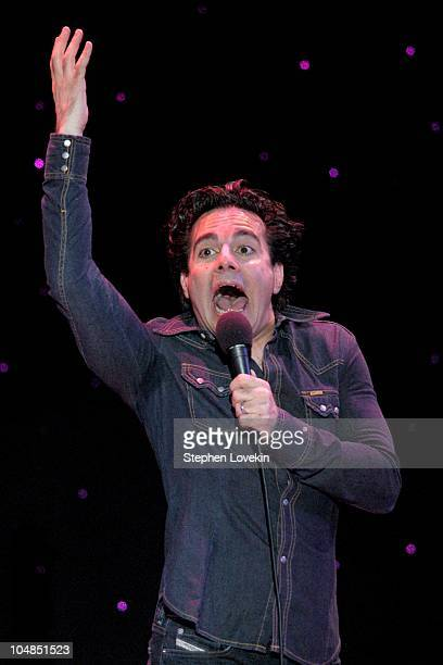 Mario Cantone during Comedy Tonight A Night of Comedy to Benefit the 92nd Street Y at The 92nd Street Y in New York City NY United States