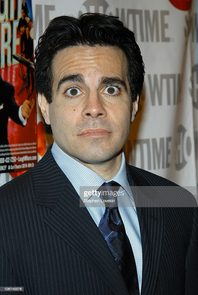"Opening Night of ""Mario Cantone - Laugh Whore"" Presented on Broadway by"