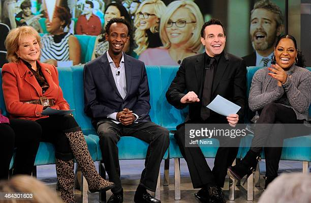 Mario Cantone guest co-hosts; Guests include Donnie Wahlberg; Antoinette Tuff, the bookkeeper at Ronald E. McNair Discovery Learning Academy in...