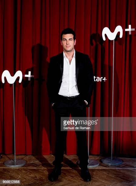 Mario casas attends the 'Instinto' Madrid Presentation on May 9 2018 in Madrid Spain