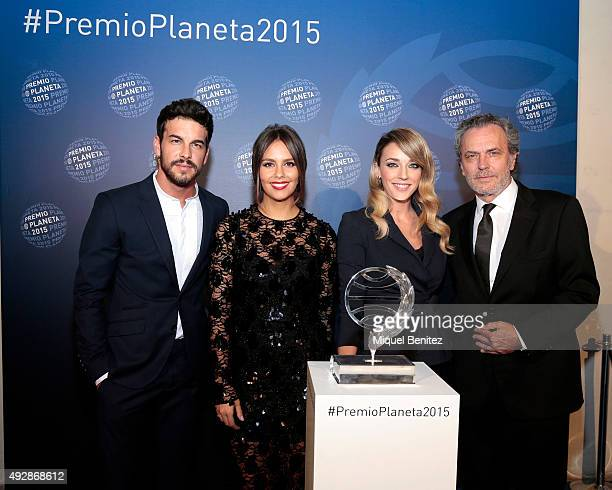 Mario Casas Cristina Pedroche Anna Simon and Jose Coronado attend the '64th Premio Planeta' Literature Awards the most valuable literature award in...