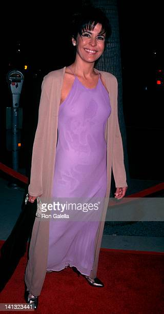 Mario Conchita Alonso at the World Premiere of 'The Saint' Academy Theater Beverly Hills
