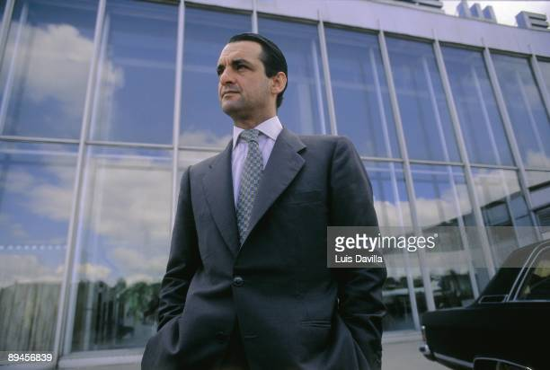 Mario Conde banker