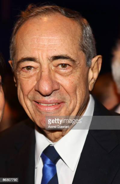 Mario Cuomo attends the National Dance Institute's Gala Evening celebrating the Life and Legacy of John Lennon at the Nokia Theatre on April 30 2009...