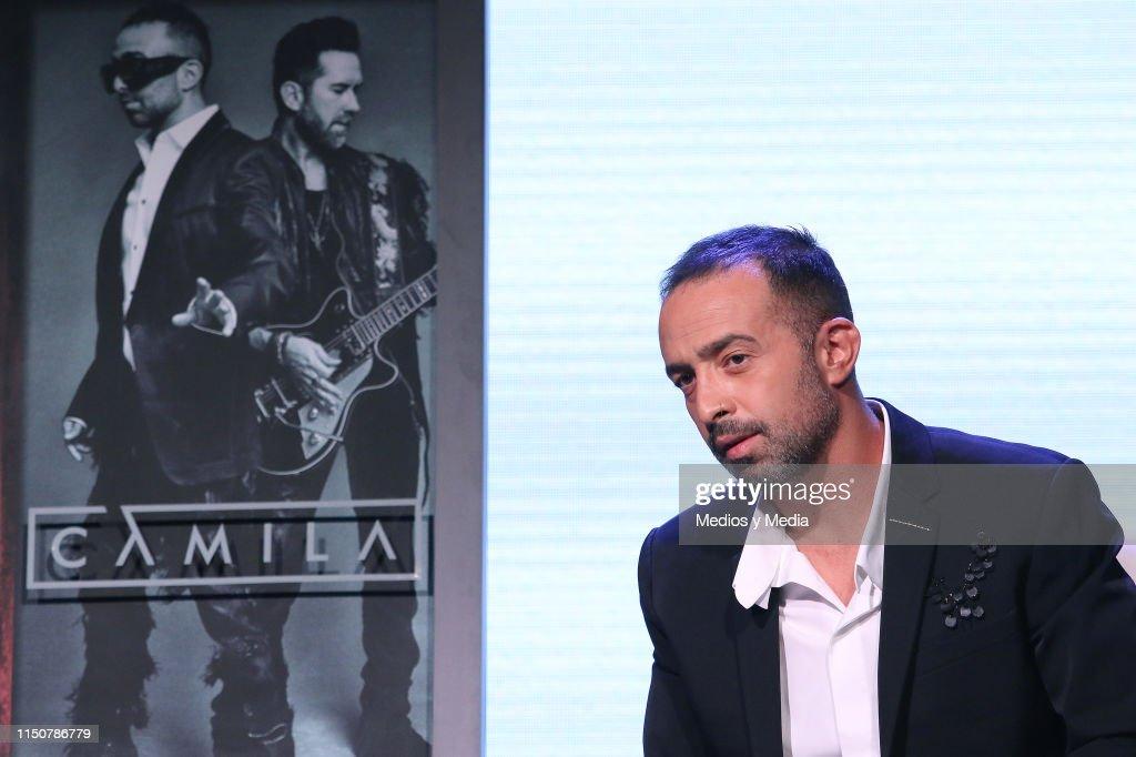 MEX: Camila Press Conference